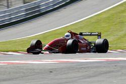 #32 Dan Daly, Reynard 92D F3000