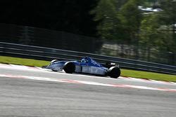 #16 Abba Kogan, Tyrrell 023 F1
