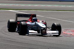 #4 Johnny Laursen, Ascari Benetton B197 F1