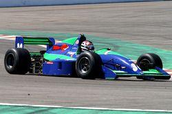 #30 Jean-Claude Monbaron, Reynard 91D F3000