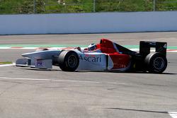 Spin : #4 Johnny Laursen, Ascari Benetton B197 F1