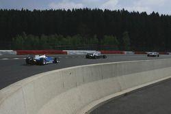 #65 Alain DeBlAndre, Lola T8900 Indycar; #22 Carlos Antunes Tavares, Dallara Nissan WS