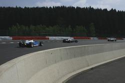 #65 Alain DeBlenre, Lola T8900 Indycar; #22 Carlos Antunes Tavares, Dallara Nissan WS