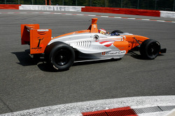 #1 Henk de Boer, Panoz DP01 Champcar