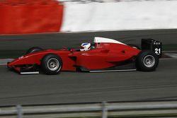 #21 Karl-Heinz Becker, Dallara Nissan WS