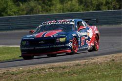 #57 Stevenson Motorsport Camaro GT.R: Andrew Davis, Robin Liddell