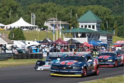 #97 Stevenson Motorsports Camaro GT.R: Jan Magnussen, Gunter Schaldach , #6 Michael Shank Racing For