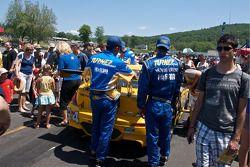#94 Turner Motorsports BMW M6: Bill Auberlen, Paul Dalla Lana