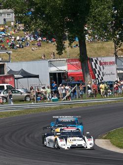 #8 Starworks Motorsports BMW Riley: Ryan Dalziel, Mike Forest, #6 Michael Shank Racing Ford Riley: B