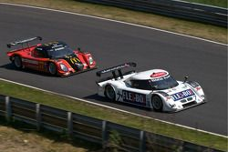 #7 Starworks Motorsports BMW Riley: Bill Lester, Kasper Andersen, #77 Doran Racing Ford Dallara: Mem