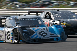 #6 Michael Shank Racing Ford Riley: Brian Frisselle, Michael Valiante, #70 Speedsource Mazda RX-8: J