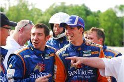 Max Angelelli et Ricky Taylor, DP vainqueurs de la catégorie