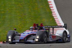#47 Hope Polevision Racing Formula Le Mans Oreca 09: Steve Zacchia, Luca Moro, Wolfgang Kaufmann