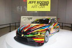 Presentación del BMW Art Car, Centro Pompidou, París: el coche de arte 17 BMW