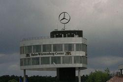 Hockenheim architecture