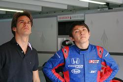 Felipe Nasr, Daisuke Nakajima