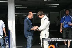 Roberto Moreno, Lucas Foresti