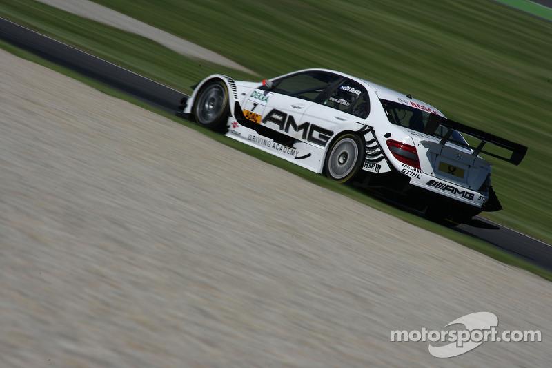 Paul di Resta, Team HWA AMG Mercedes C-Klasse