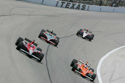 Dario Franchitti, Target Chip Ganassi Racing, Mario Romancini, Conquest Racing, Dan Wheldon, Panther