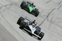 Alex Tagliani, FAZZT Race Team, Danica Patrick, Andretti Autosport