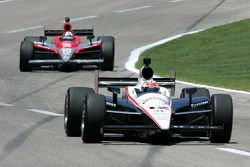 Will Power, Verizon Team Penske, Dario Franchiit, Target Chip Ganassi Racing