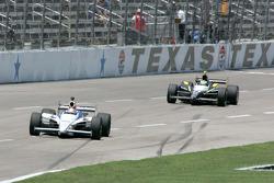 Hideki Mutoh, Newman/Haas Racing, Tomas Scheckter, Dreyer & Reinbold Racing