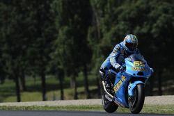 Лорис Капиросси, Rizla Suzuki MotoGP