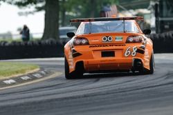 #68 SpeedSource Mazda RX-8: Adam Christodoulou, John Edwards, Tom Long