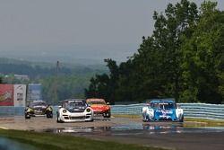 #48 Miller Barrett Racing Porsche GT3: Luke Hines, Bryce Miller, #61 AIM Ford Riley: Burt Frisselle,