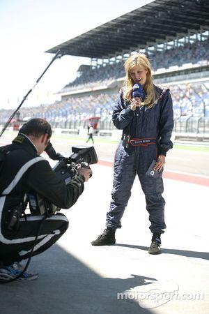 Verona Wriedt, International DTM.TV