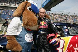 Peter Mücke, Teamchef Mücke Motorsport, pilote un NASCAR Toyota Camry