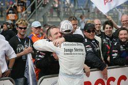 Third place Jamie Green, Persson Motorsport AMG Mercedes C-Klasse