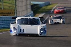 #90 Spirit of Daytona Racing Porsche Coyote: Antonio Garcia, Buddy Rice