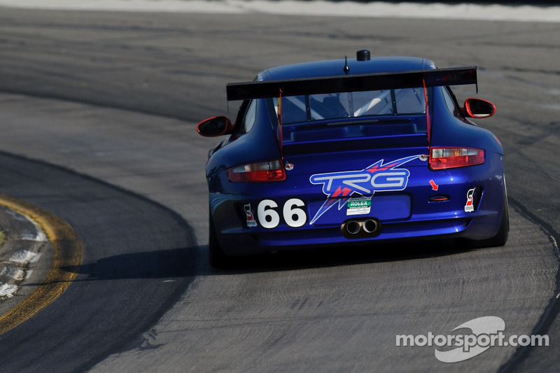 #66 TRG Porsche GT3: Andy Lally, Spencer Pumpelly