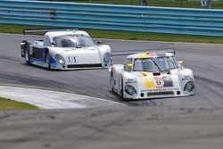 #9 Action Express Racing Porsche Riley: Joao Barbosa, Terry Borcheller, JC France, #90 Spirit of Day