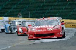 #31 Marsh Racing Corvette: Eric Curran, Sonny Whelen