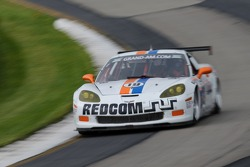 #19 Matt Connolly Motorsports Corvette: Tomas Steuer, Spencer Trenery