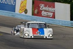 #59 Brumos Racing Porsche Riley: David Donohue, Darren Law, Butch Leitzinger