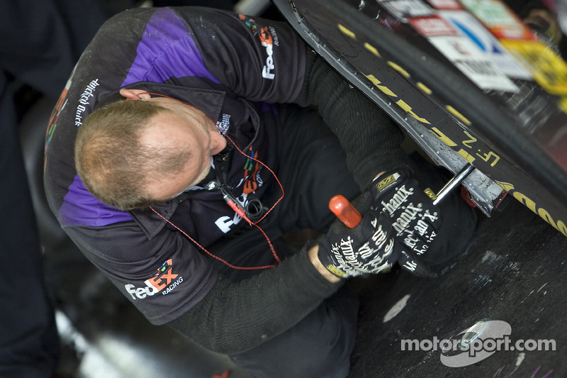 Miembro del equipo Joe Gibbs Racing