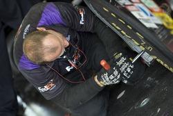 Joe Gibbs Racing crewlid