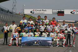 Masters of Formula 3 Group Photo