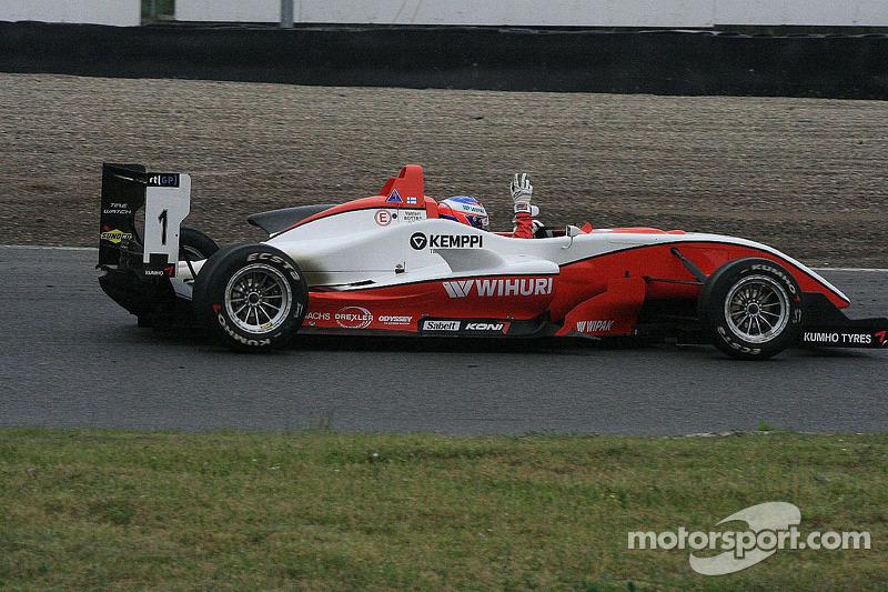 Valtteri Bottas, F3 Zandvoort