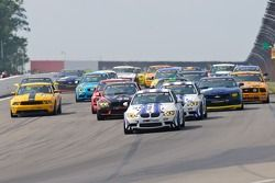 GT start van de race
