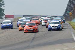 ST race start