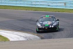 #38 BGB Motorsports Porsche Cayman: Steve Jenkins, Craig Stanton