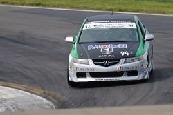 #94 LRT Racing Acura TSX: Jose Leroux, Kiko Cabrera