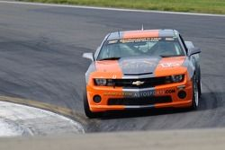 #05 Momentum Race Group Camaro GS.R: Jordon Musser, John McCutchen