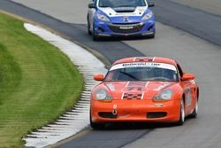 #71 DeMan Motorsport Porsce Boxter: Dan Ferguson, Rick DeMan