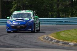 #28 Flatout Motorsports Mazda Speed 3: Craig McHaffie