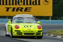 #07 Euro Motorworks Racing Porsche 997: Kasey Kuhlman, Terry Heath